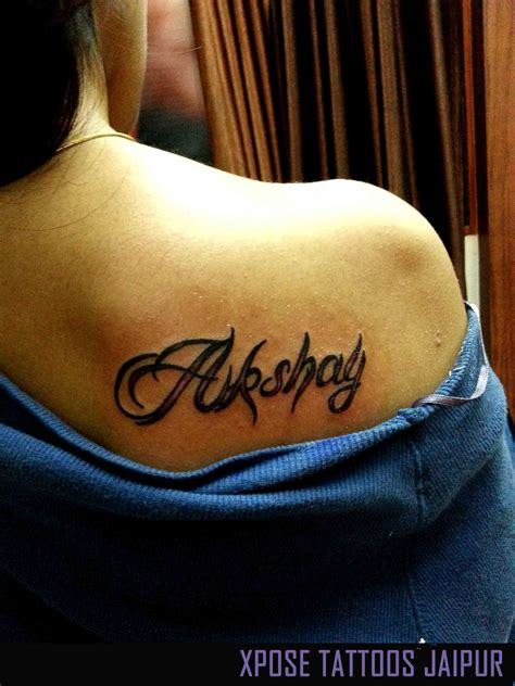tattoo cost in jaipur name tattoo by xpose tattoo jaipur india xpose tattoos