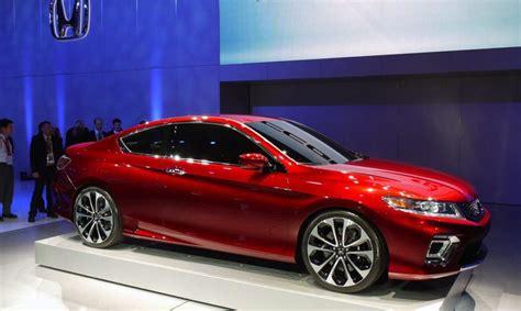 2020 Honda Accord Coupe Sedan by Honda 2019 2020 Honda Accord Coupe Sedan Rear View Meet