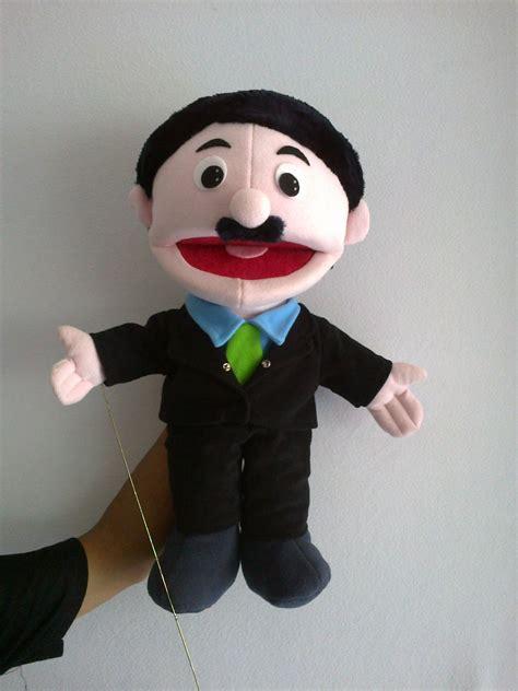 Boneka Sally With Toys puppet puppet by tsabitaboneka
