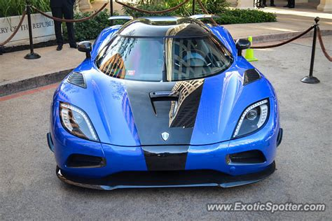 koenigsegg texas koenigsegg agera spotted in austin texas on 11 01 2014