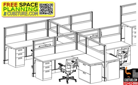 Office Space Planning by Office Furniture Space Planning Thraam