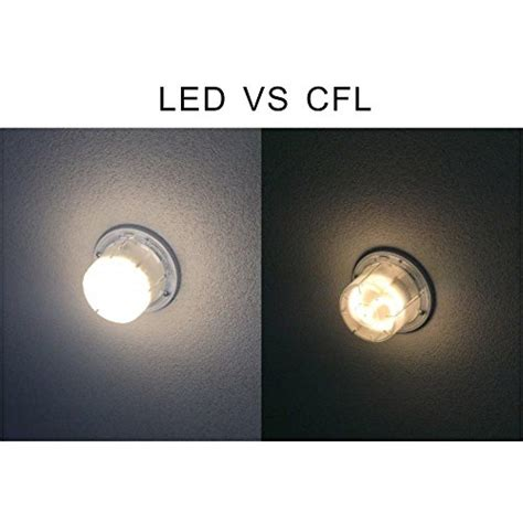 Gu24 Led L by Silverlite Led Puck Gu24 Squat Light Bulb 10w 18watt Low Profile Cfl Equivalent