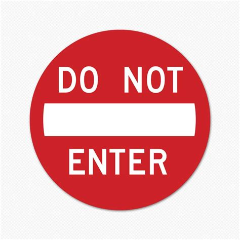 Quote Signs Home Decor by Do Not Enter Door Sign Do Not Enter Sign For Bedroom