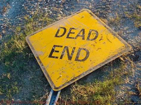 Dead End My Is Devotions By Chris