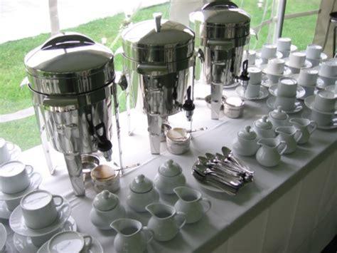 Dispenser Kopi Dan Teh peralatan catering yang harus dibeli perusahaan catering