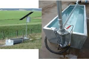 bac 224 eau sur pied avec pompe solaire achat en ligne ou