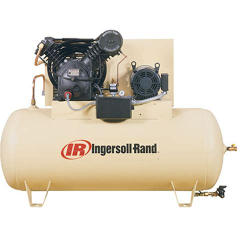 ingersoll rand compressor 2545 series two stage electric driven stationary air compressor ingersoll rand