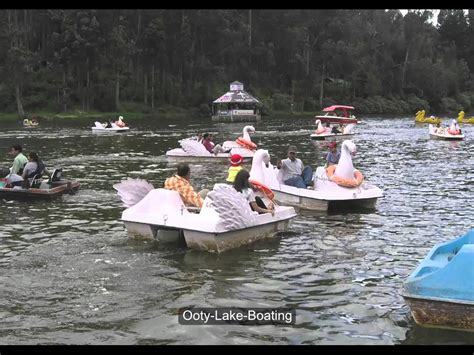 boating license india ooty lake boating youtube