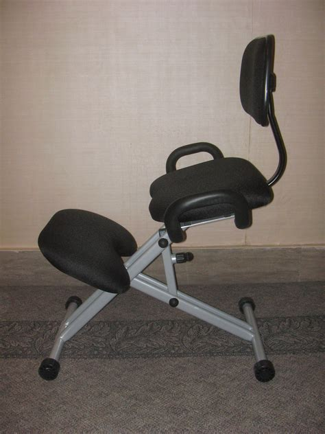 Office Chairs You Kneel On Kneeling Chair