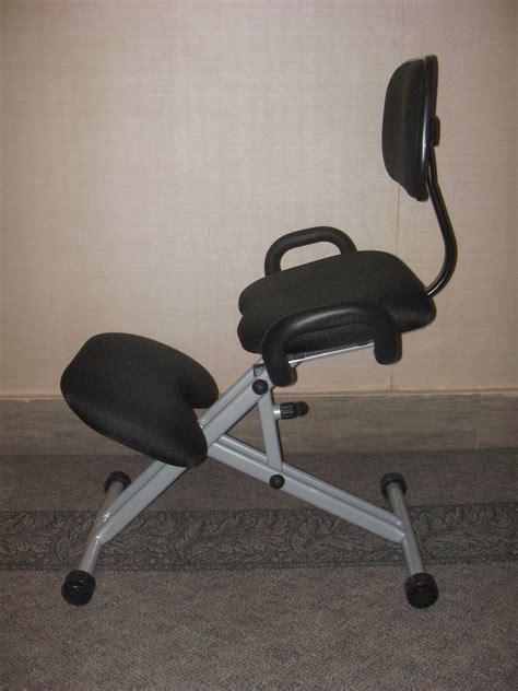 Knee Chair by Kneeling Chair