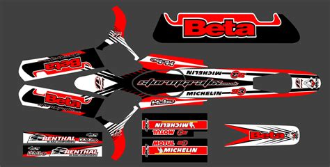 Gasgas Aufkleber Set by Beta Trials Bike Full Graphics Kits West Midlands