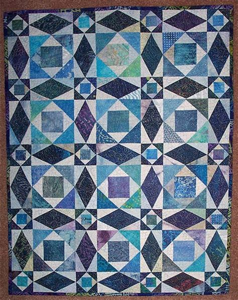 piecemaking at sea quilt