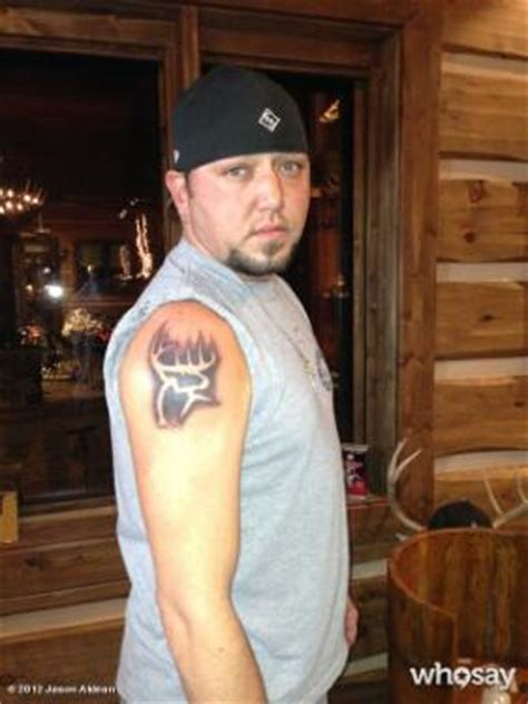 buck commander tattoo jason aldean luke bryan get matching product tattoos