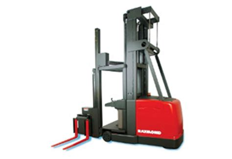 swing reach 591 569 006 raymond order picker sa sb 537 forklift red