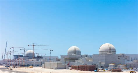 emirates nuclear energy corporation cold testing completed at barakah 2 nuclear engineering
