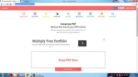 compress pdf dibawah 1mb karena hidup butuh kejelataan cara praktis kompres ukuran