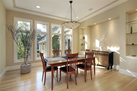 No Windows In Dining Room 126 Luxury Dining Rooms Part 2