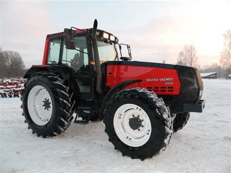 Valmet For Sale Uk Valmet 8050 Tractors Price 163 17 891 Year Of