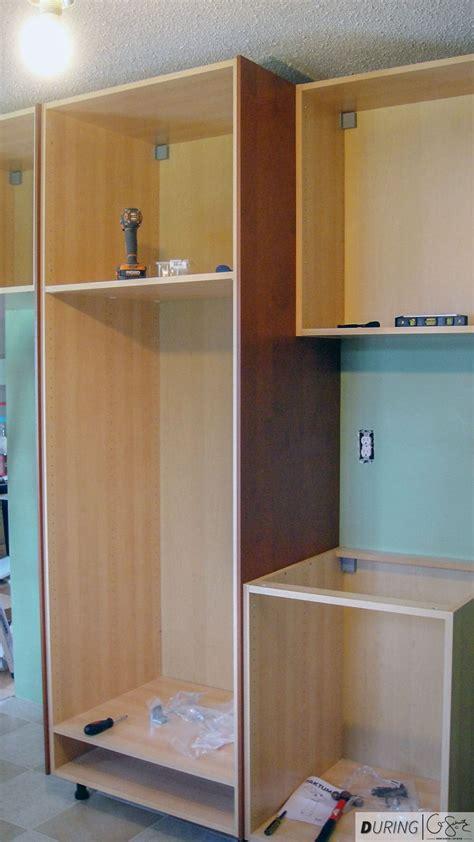 Installing Ikea Base Cabinets by Installing Ikea Base Cabinets Madness Method