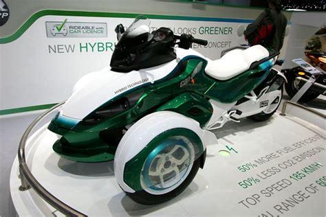 Gebraucht Motorrad Rechner by Brp Can Am Spyder Roadster Dreirad Mit In Hybrid