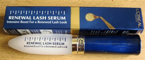 Harga L Oreal Renewal Lash Serum review l oreal renewal lash serum the junkee