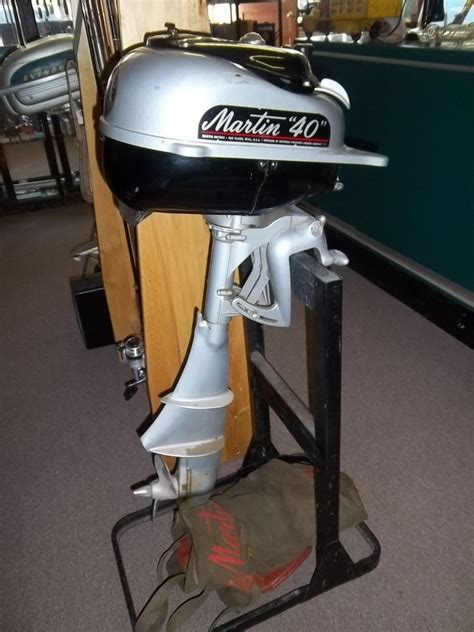 boat motors have vintage boat motors we have several of these in stock