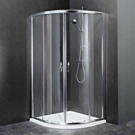 Premium 800mm Quadrant Shower Enclosure Quadrant Shower Doors