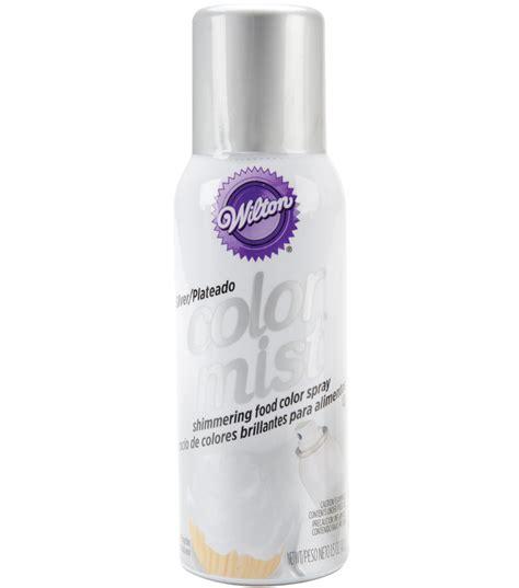 wilton color mist wilton metallic color mist spray 1 5 oz jo