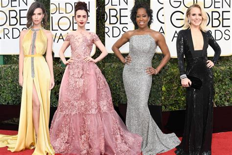 Page Six Has The Golden Globes Recap by Go Glam At The Golden Globes 1 Page Six