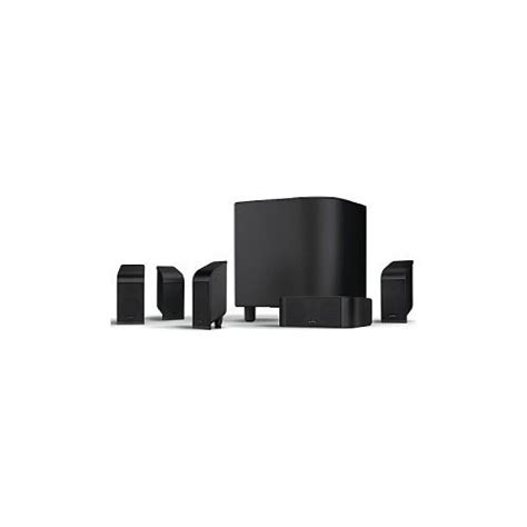 infinity tss 500chr high performance 6 home theater
