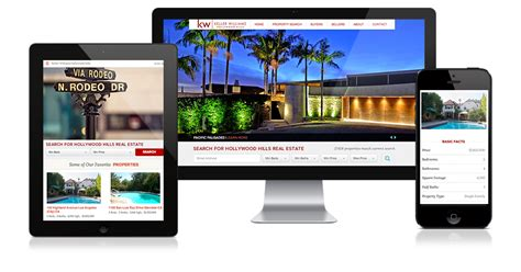 homes websites real estate agent idx website custom mls search seo