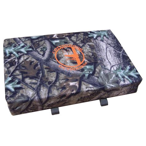 hang on treestand replacement seat cottonwood outdoors weathershield hang on ladder tree