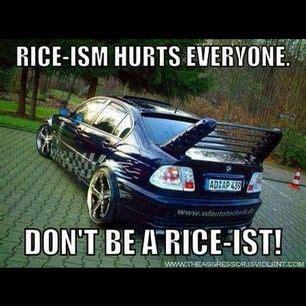 Ricer Memes - bmw car meme car humor car memes jdm the race is all