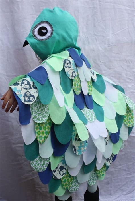 Handmade Fancy Dress Ideas - the owl aqua handmade children s costume kid