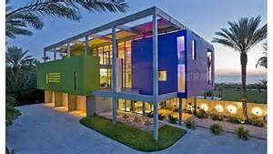Split Level Homes Interior Weird Real Estate Oddly Shaped Houses Cbs News