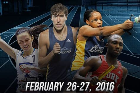 Abac Mba Weekend Track by St Denis Centre To Host Provincial Track And Field