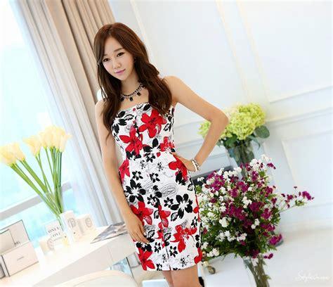 Moda Coreana 18 Modelos De Vestidos Para El Verano | moda coreana 18 modelos de vestidos para el verano