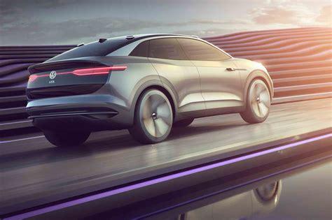 volkswagen concept 2017 volkswagen i d crozz crossover concept debuts in shanghai