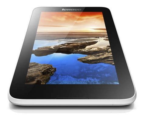 Tablet Lenovo Tab A7 lenovo a7 30 android tablet goes on sale in india for inr