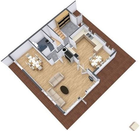 Sample Floor Plan For 2 Storey House pin by roomsketcher on roomsketcher fan floor plan designs