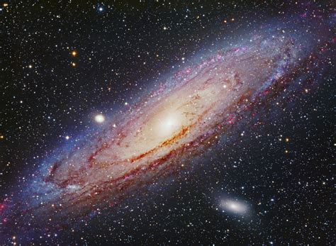 andromeda galaxy wallpaper hd 1366x768 m31 andromeda galaxy full hd wallpaper and background