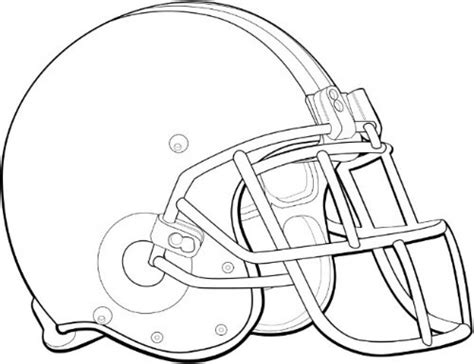 football helmet coloring pages football helmet coloring pages coloringsuite