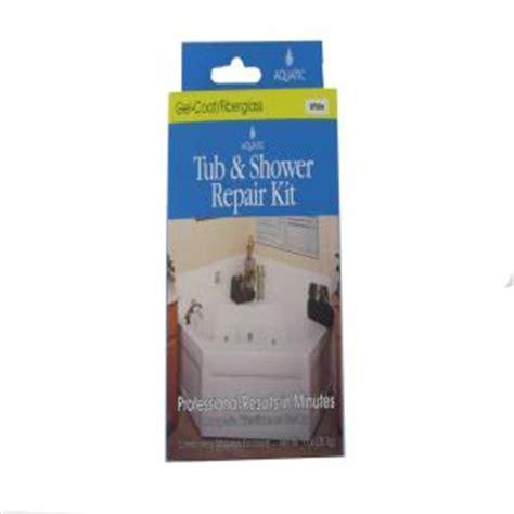 bathtub repair kit home depot aquatic gelcoat repair kit in white 35rkwh the home depot