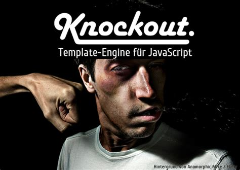 template engine knockout template engine f 252 r javascript a coding project