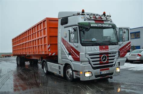 trailer german heavy duty 2 axle rigid dump semitrailer custom made