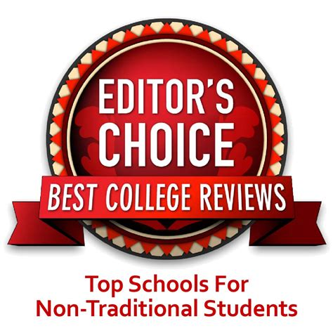 Best Non Us Mba Programs by The 25 Best Colleges For Non Traditional Students Best