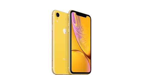 iphone xr 128gb yellow t mobile apple