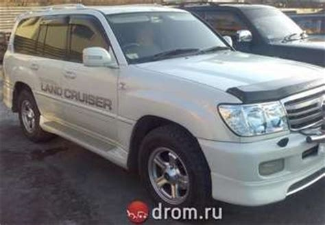 2000 Toyota Land Cruiser For Sale 2000 Toyota Land Cruiser For Sale