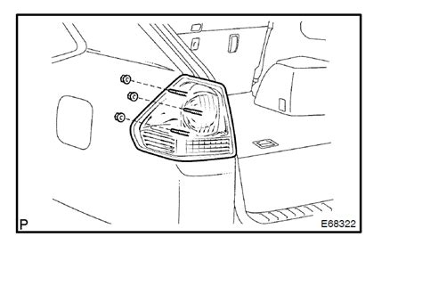 lexus rx300 parking light bulb replacement how to replace passenger brake light on lexus rx 330 2004