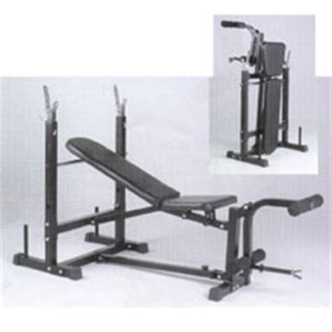 fold away weight bench marcy fold away weight training bench